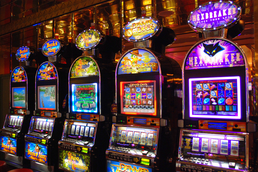 Nine Incredible Online Gambling Transformations
