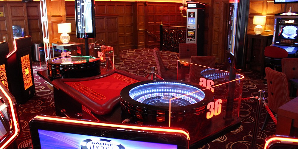 Online Casino Like A professional With The assistance Of those 5 Ideas